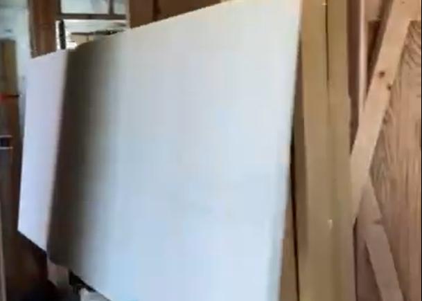 フェルト製のロール